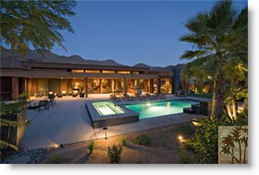 palm springs pool and patio