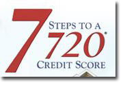 7 Steps to 720 Credit