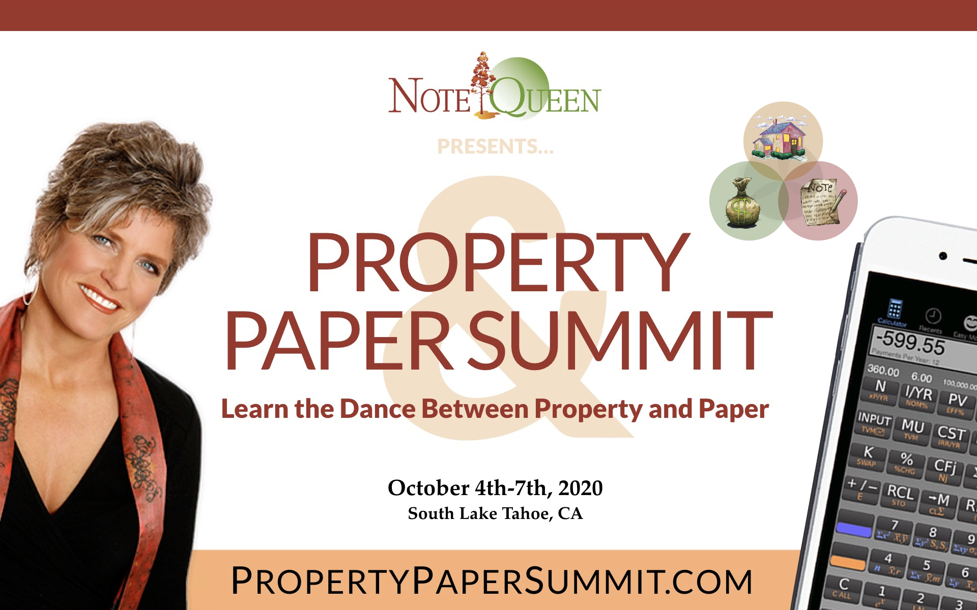 Note Queen Property Paper Summit 2020